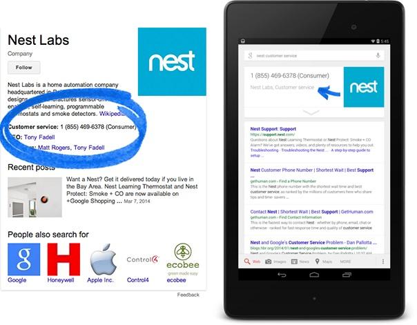 چگونه در صفحات نتایج جستجوی گوگل بدرخشید 4