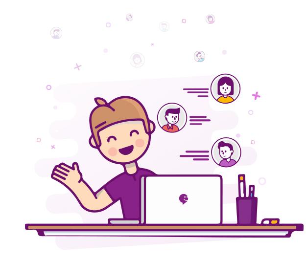 رایچت، اپلیکیشن گفتگوی آنلاین برای وبسایت 6