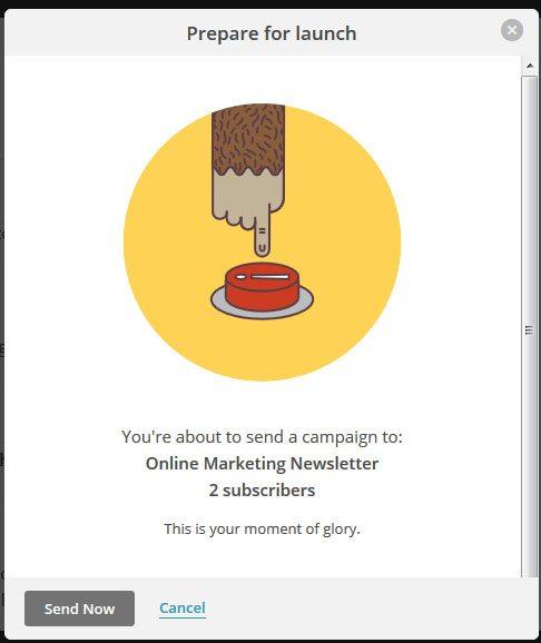آموزش نحوه راه اندازی کمپین ایمیلی با Mailchimp 18