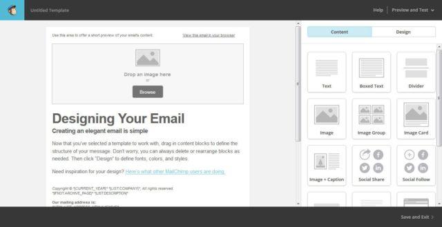آموزش نحوه راه اندازی کمپین ایمیلی با Mailchimp 8