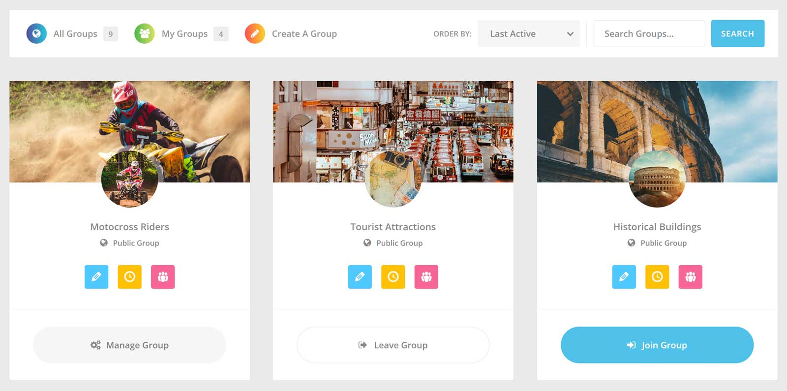 ساخت شبکه اجتماعی با وردپرس توسط افزونه youzer و بادی پرس 10